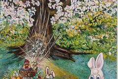Childrens book - easter